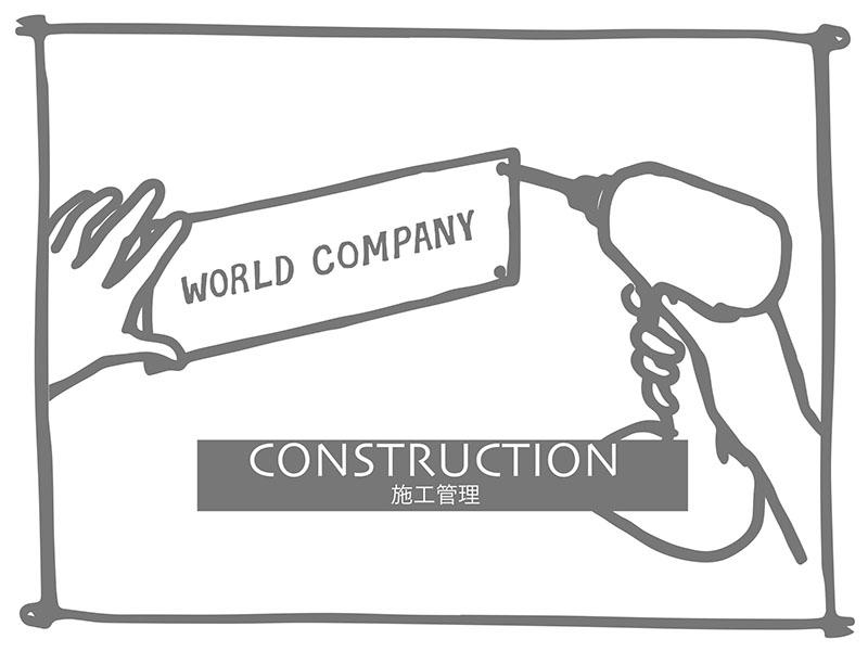 施工管理(有)ワールドカンパニー